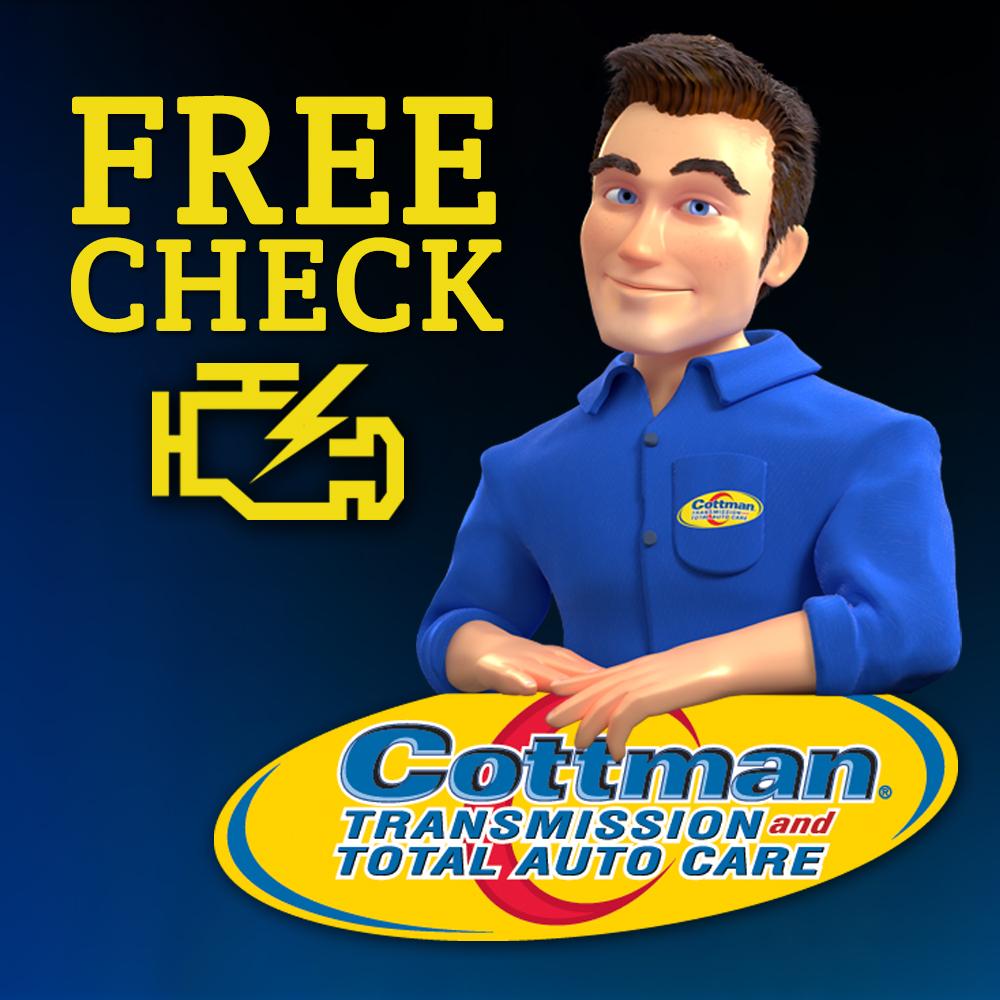 Cottman Transmission And Total Auto Care Of Cedar Park