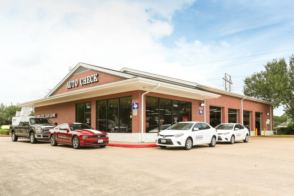 Auto Check First Colony Automotive Service And Car