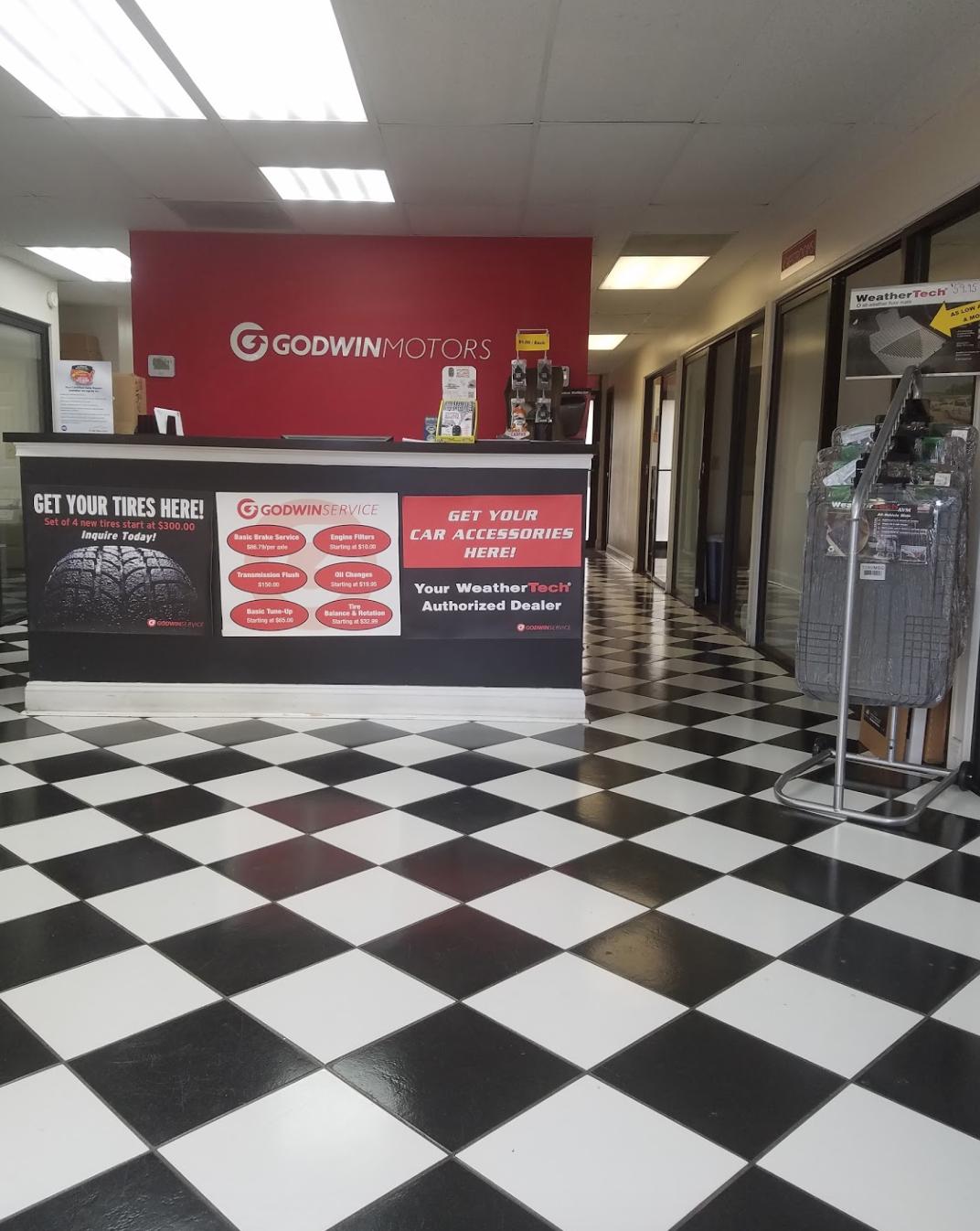 Godwin Motors   Automotive Service and Car Repair in
