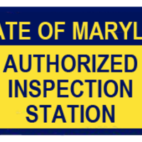 Thumb state of maryland authorized inspection station