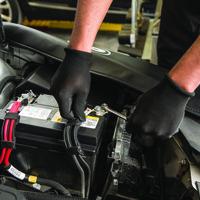 Thumb technician car 17