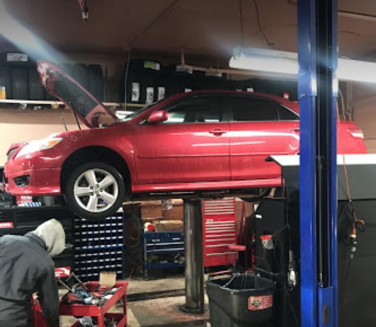 Automotive Service And Car Repair