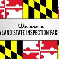 Thumb maryland state inspection near me