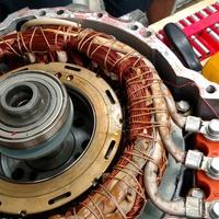 Thumb hybrid electric repair