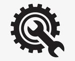 Logo wrench logo