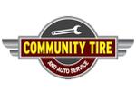 Logo community tire logo png 152x112