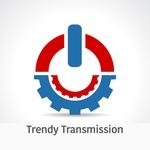 Logo trendy logo