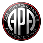 Logo apa round logo